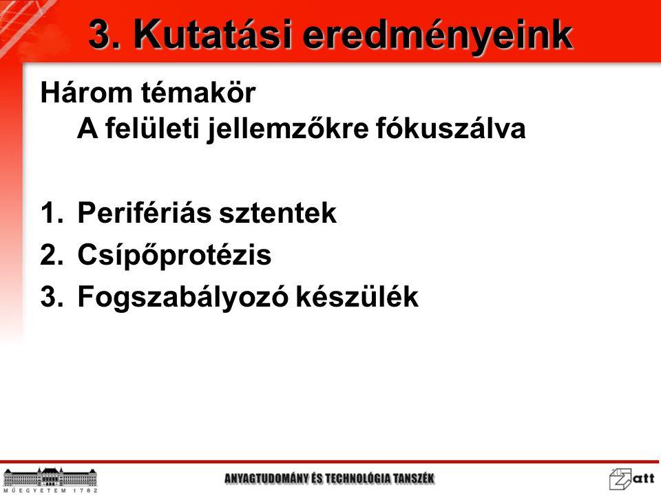 3. Kutatási eredményeink