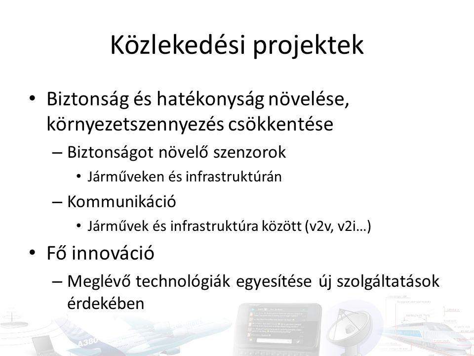 Közlekedési projektek