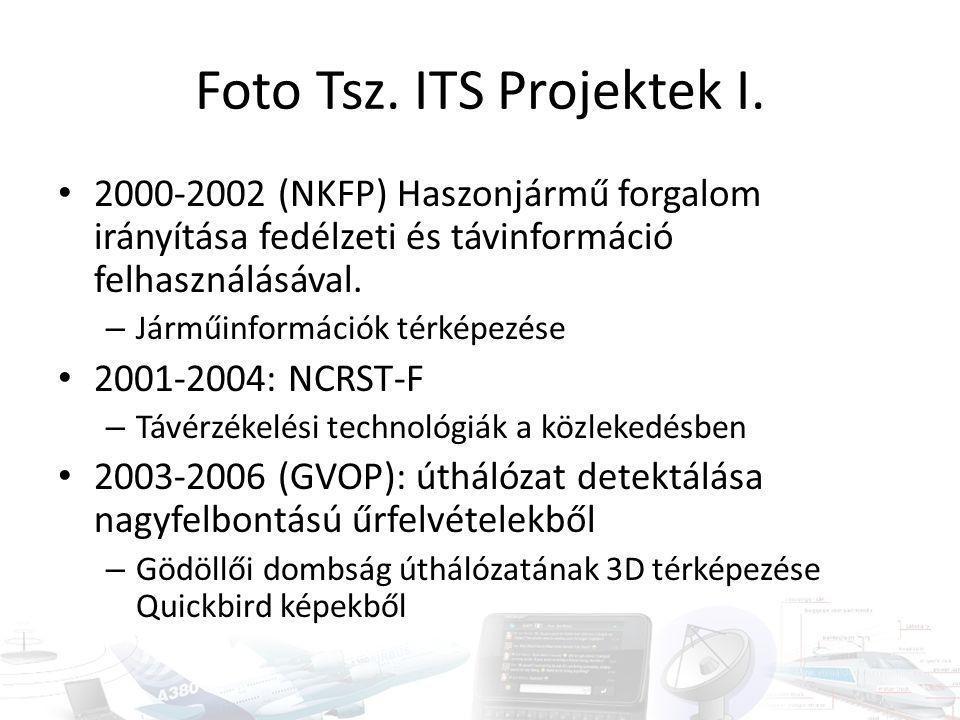 Foto Tsz. ITS Projektek I.