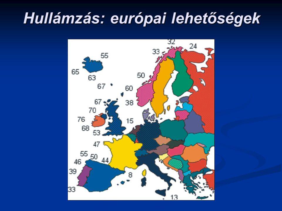 Hullámzás: európai lehetőségek
