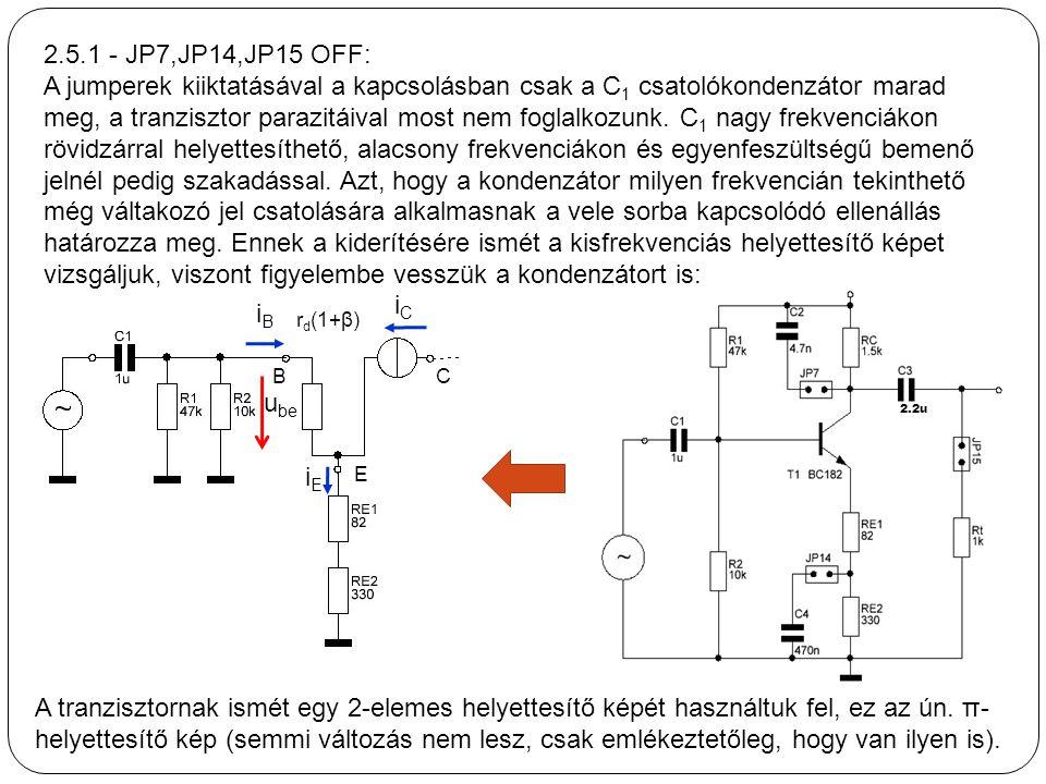 2.5.1 - JP7,JP14,JP15 OFF: