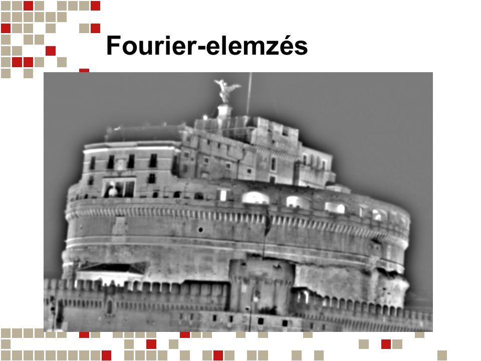 Fourier-elemzés