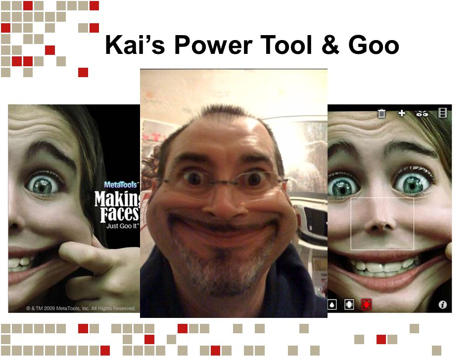 Kai's Power Tool & Goo