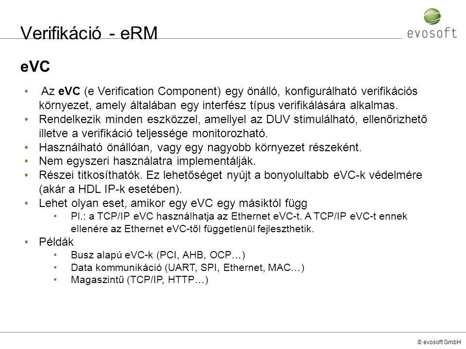 Verifikáció - eRM eVC.