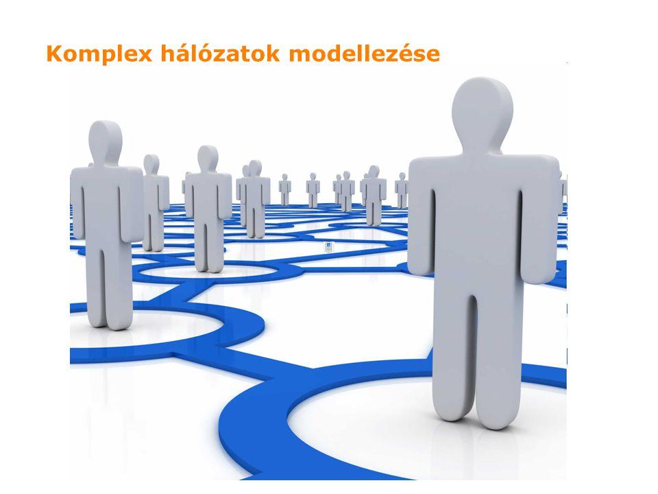 Komplex hálózatok modellezése