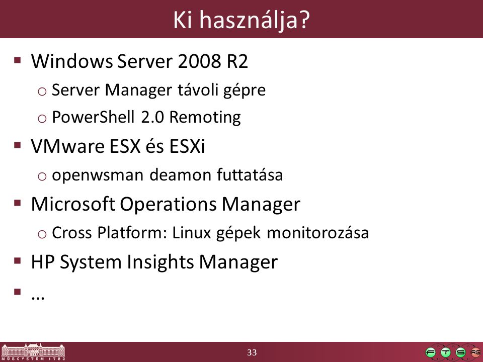 Ki használja Windows Server 2008 R2 VMware ESX és ESXi