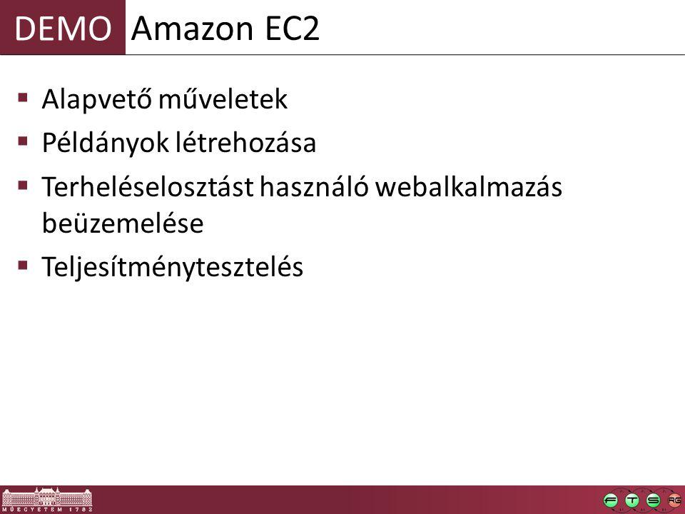 Amazon EC2 Alapvető műveletek Példányok létrehozása