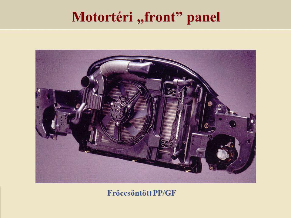 "Motortéri ""front panel"