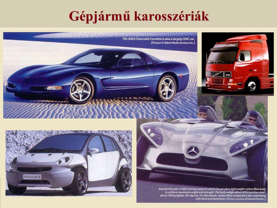 Gépjármű karosszériák