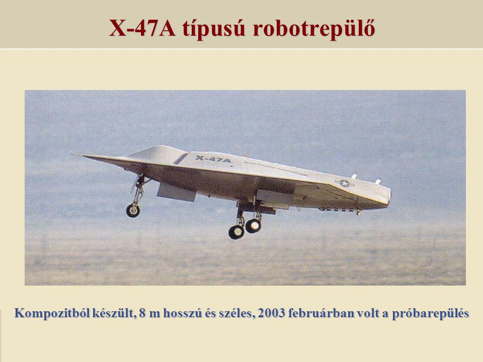 X-47A típusú robotrepülő