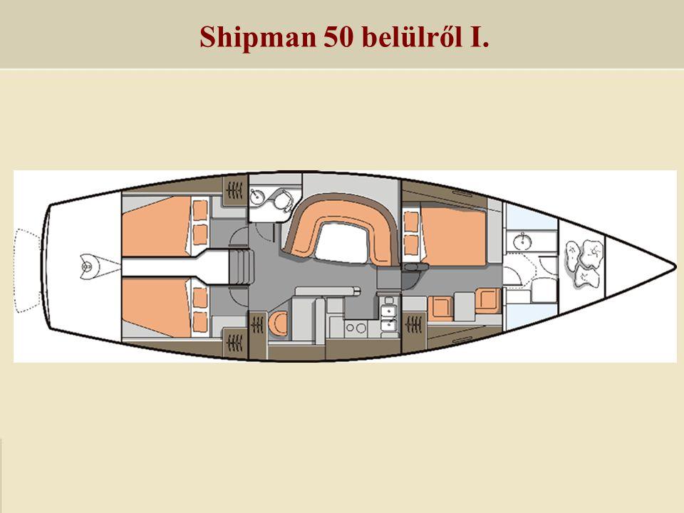 Shipman 50 belülről I.