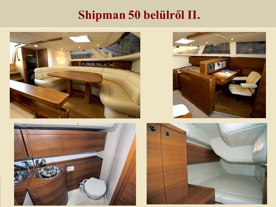 Shipman 50 belülről II.