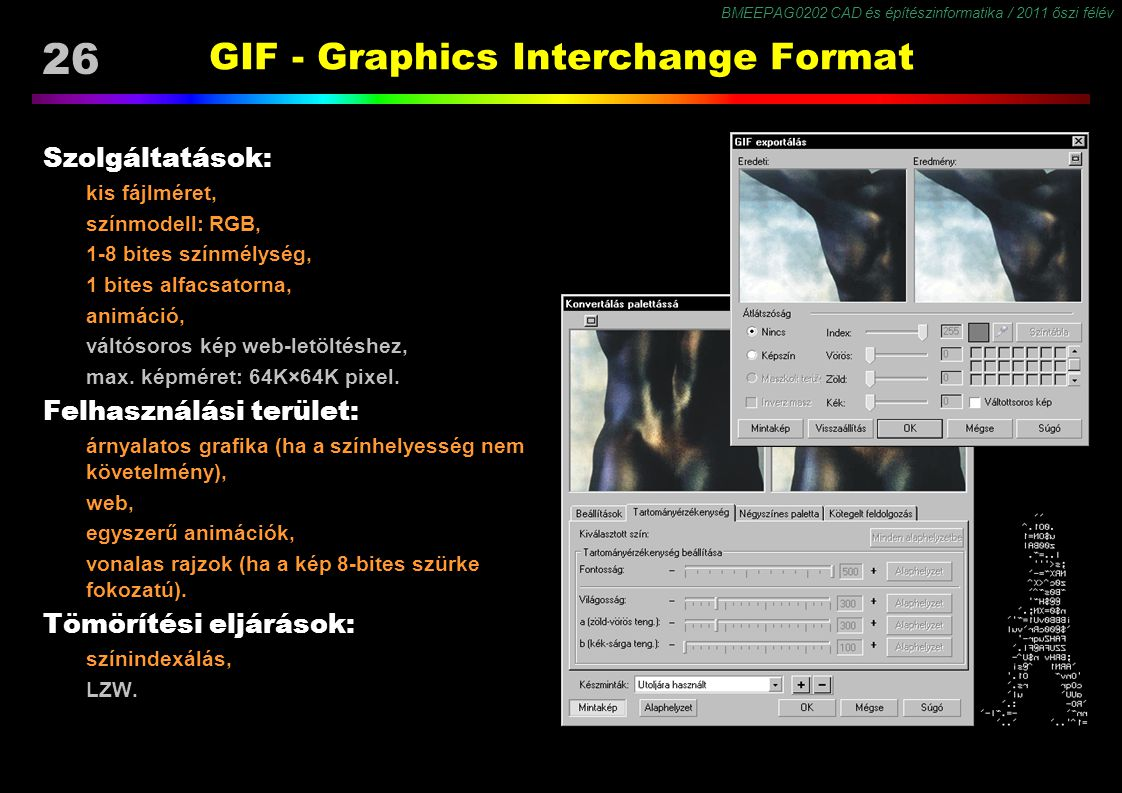 GIF - Graphics Interchange Format