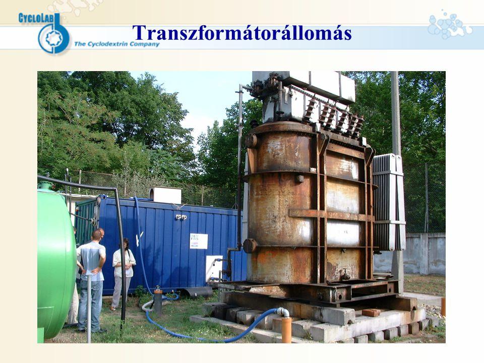 Transzformátorállomás