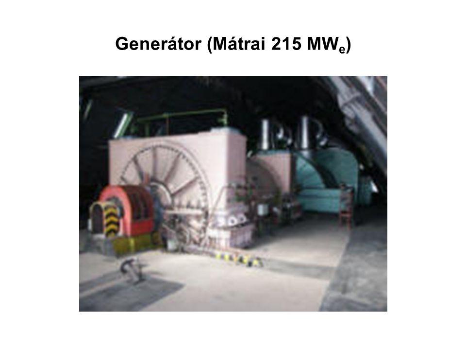 Generátor (Mátrai 215 MWe)