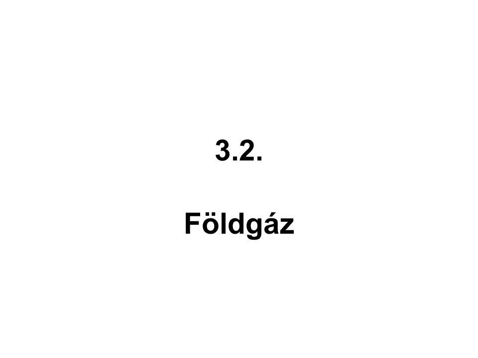 3.2. Földgáz