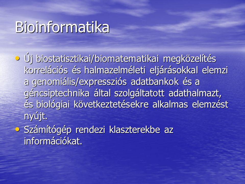 Bioinformatika