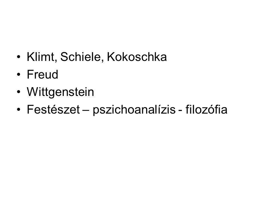 Klimt, Schiele, Kokoschka