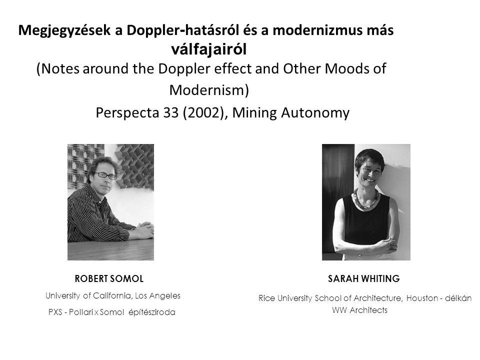 Perspecta 33 (2002), Mining Autonomy