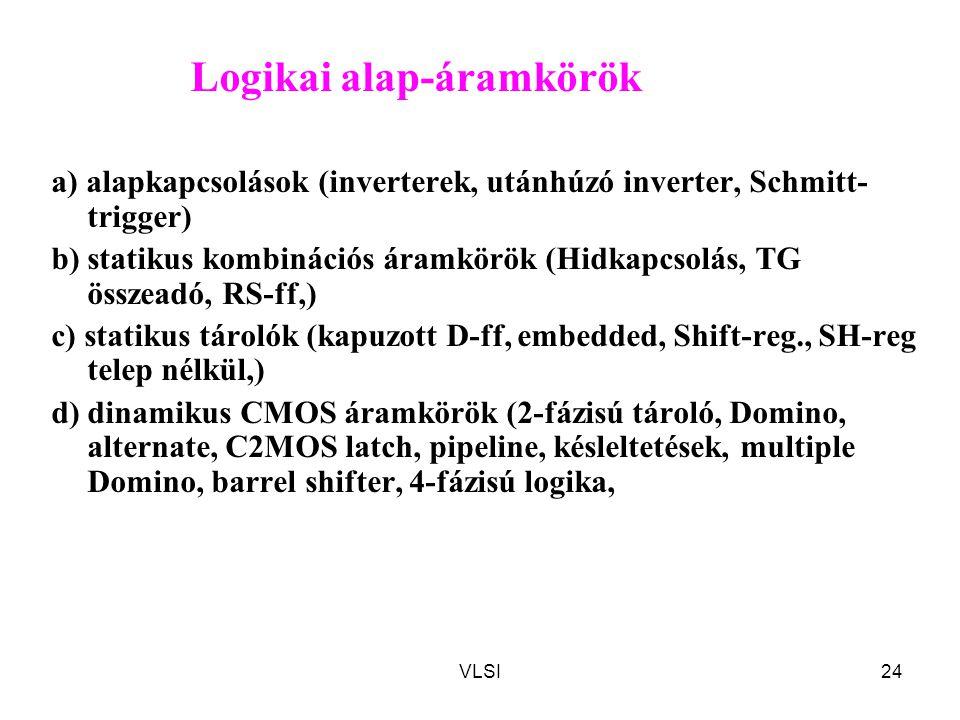 Logikai alap-áramkörök