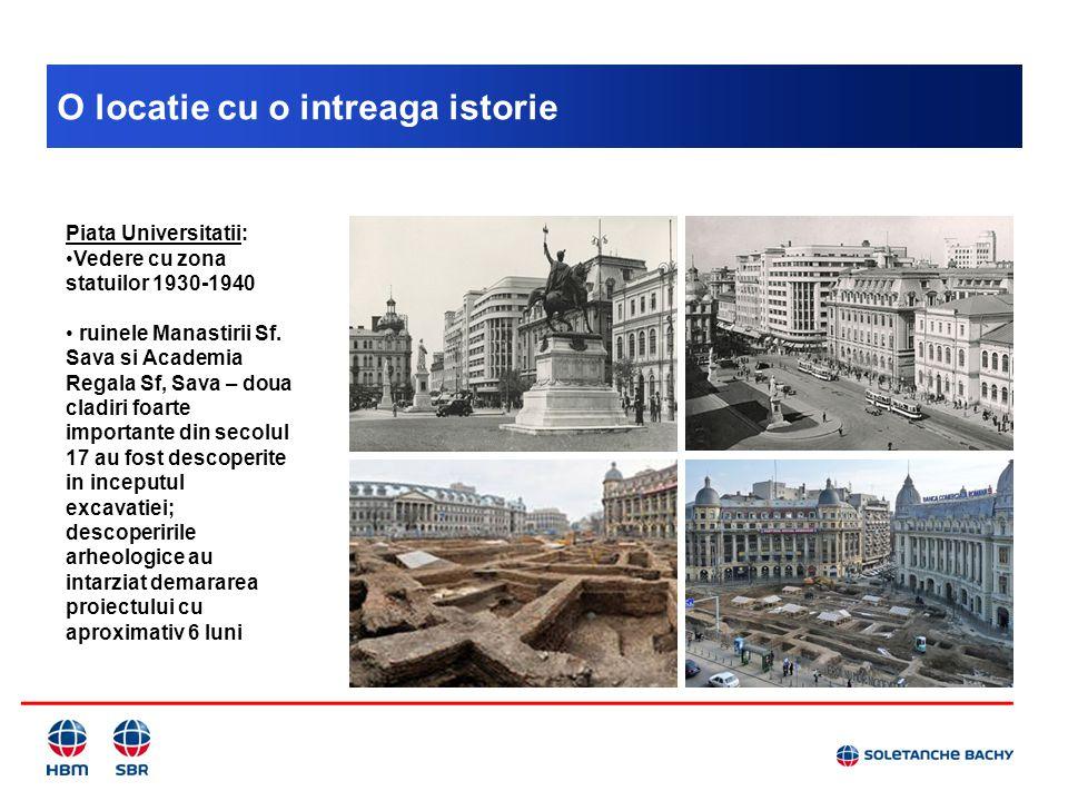 O locatie cu o intreaga istorie