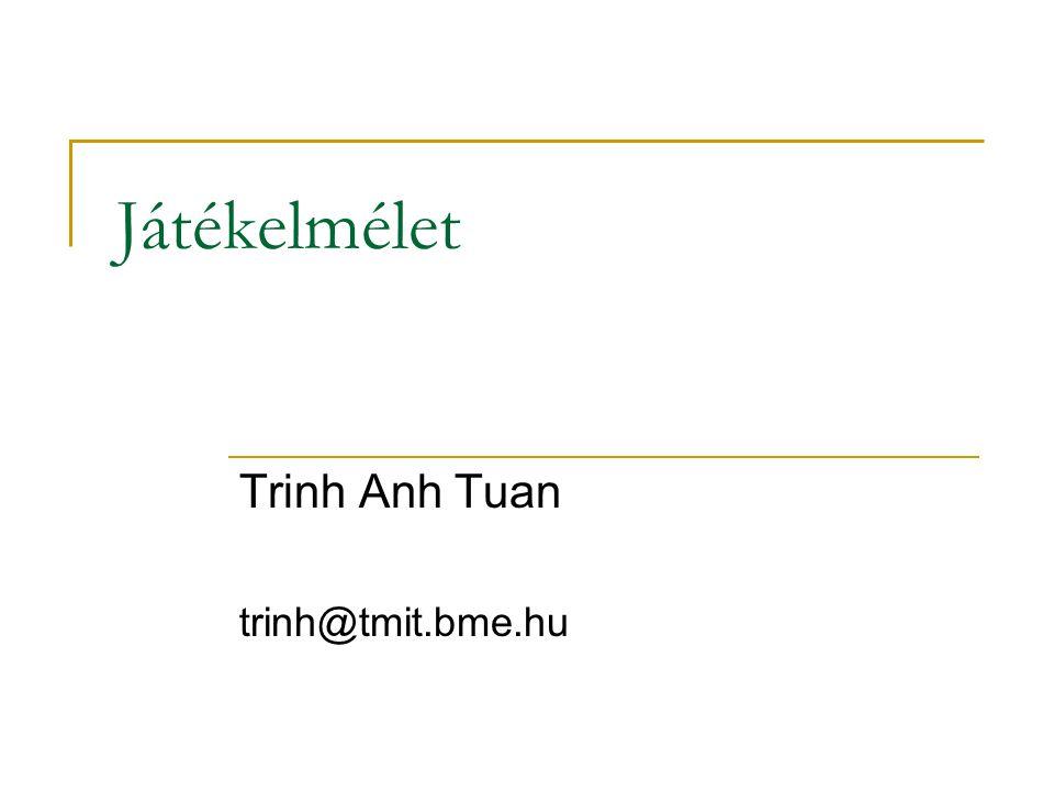 Trinh Anh Tuan trinh@tmit.bme.hu