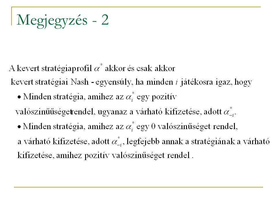 Megjegyzés - 2