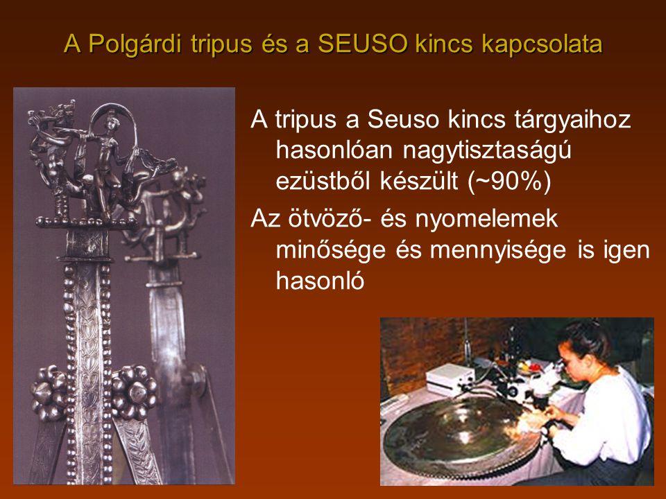 A Polgárdi tripus és a SEUSO kincs kapcsolata