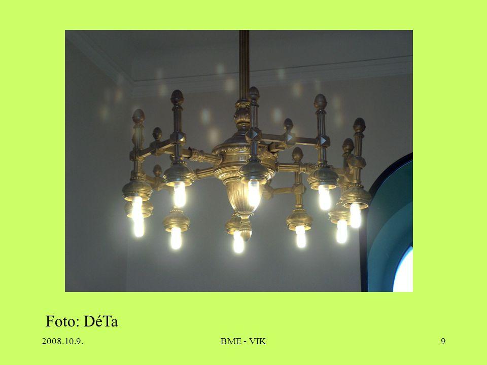Foto: DéTa 2008.10.9. BME - VIK