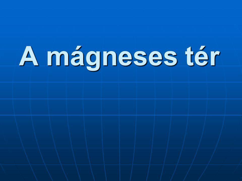 A mágneses tér