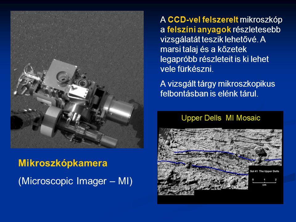 (Microscopic Imager – MI)