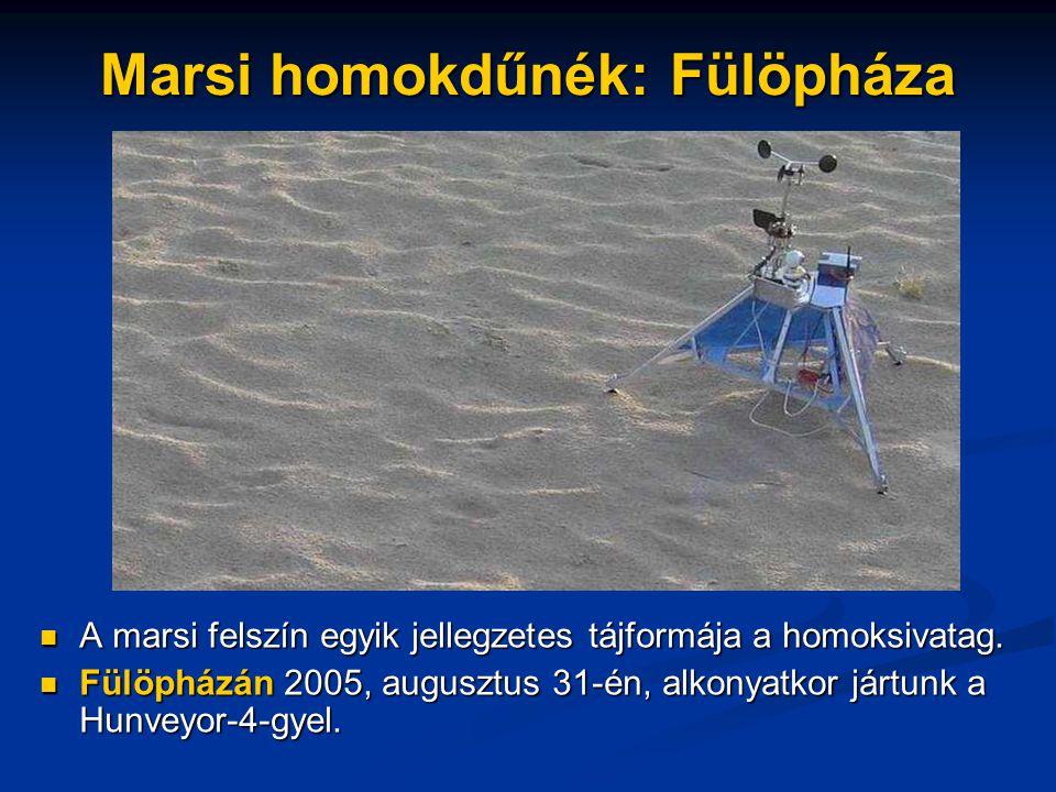 Marsi homokdűnék: Fülöpháza