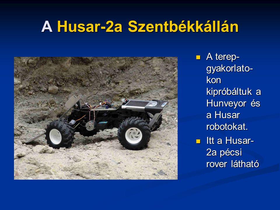 A Husar-2a Szentbékkállán