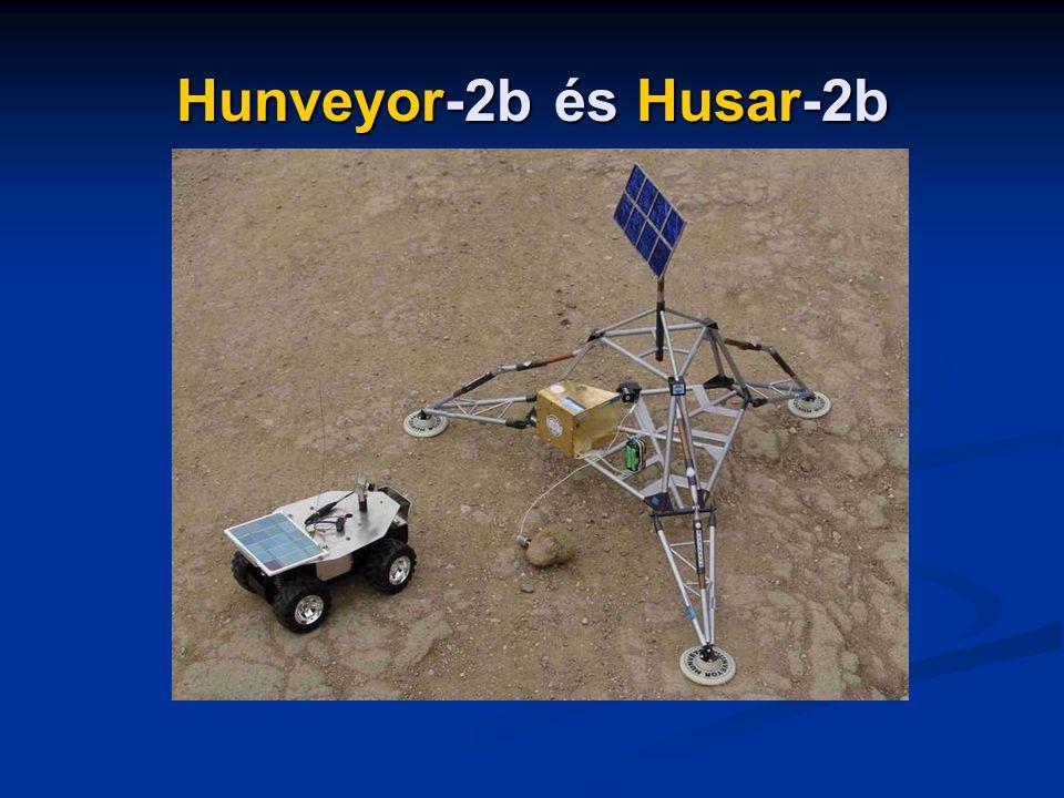 Hunveyor-2b és Husar-2b