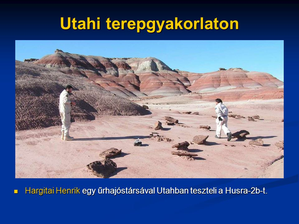 Utahi terepgyakorlaton