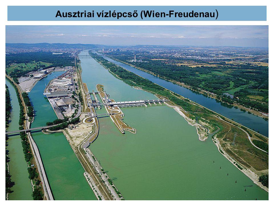 Ausztriai vízlépcső (Wien-Freudenau)