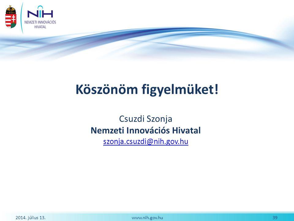 Nemzeti Innovációs Hivatal