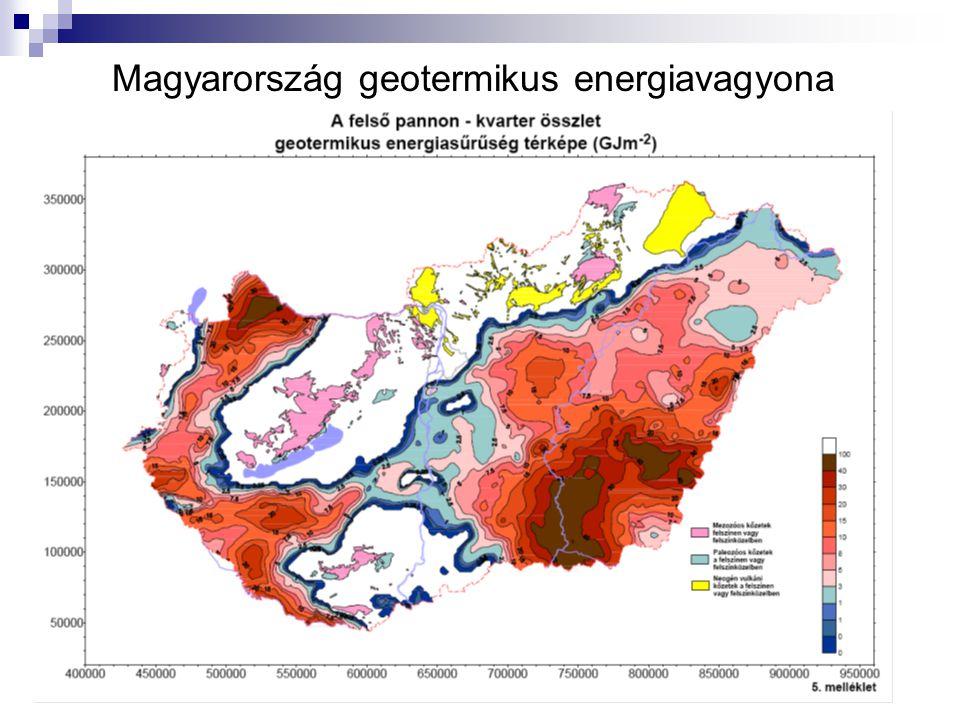 Magyarország geotermikus energiavagyona