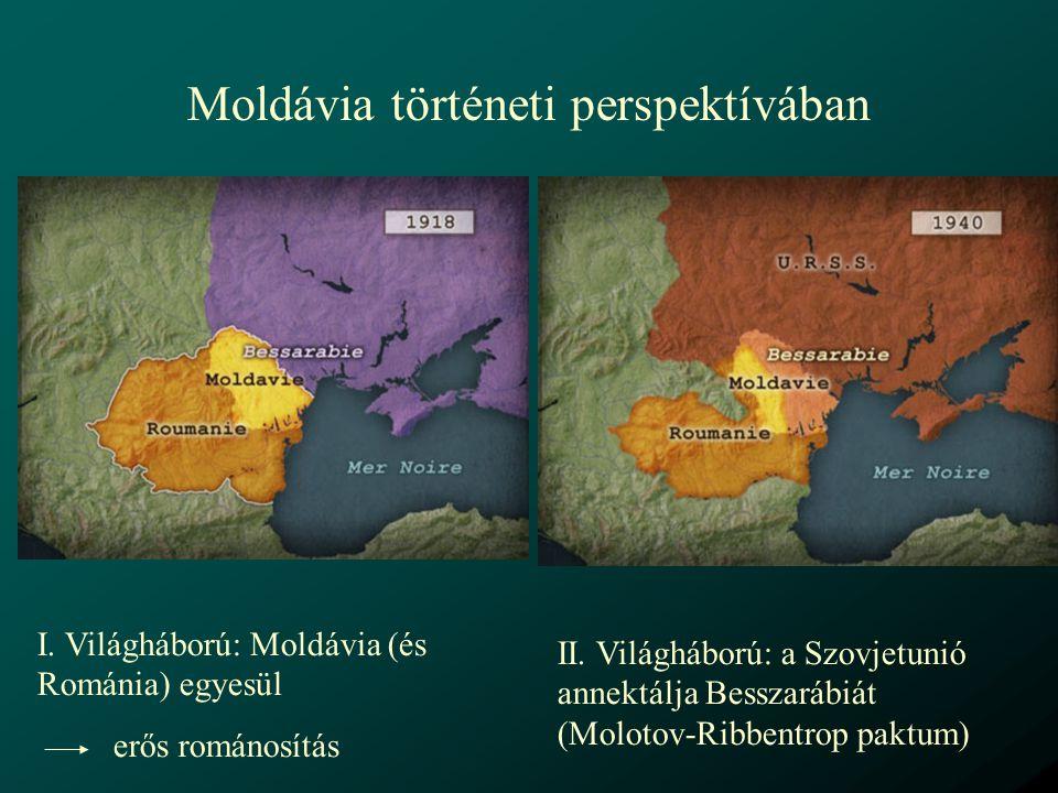 Moldávia történeti perspektívában