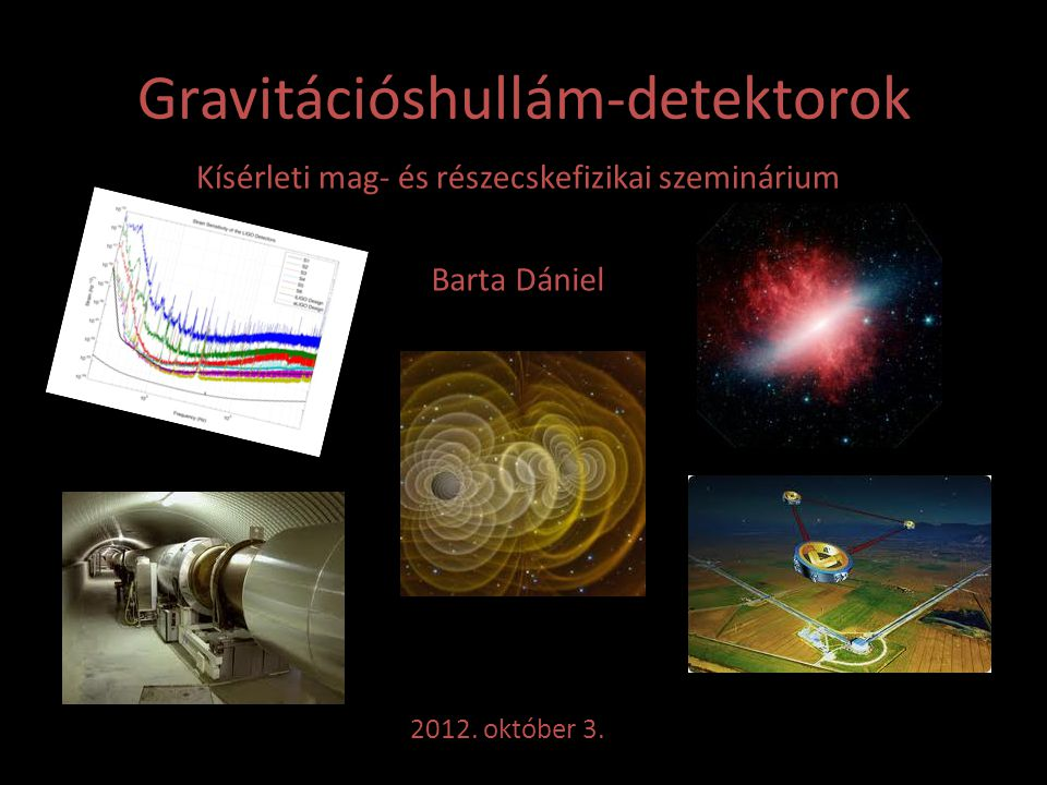 Gravitációshullám-detektorok