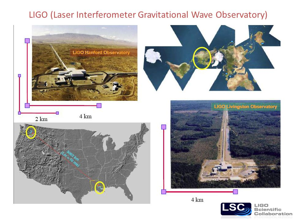 LIGO (Laser Interferometer Gravitational Wave Observatory)