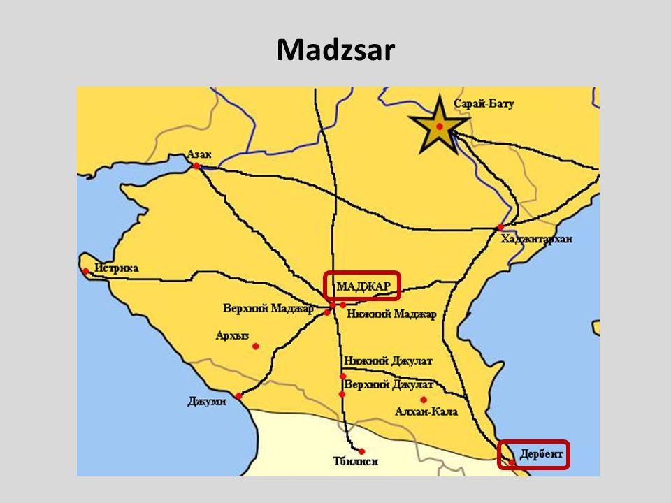 Madzsar