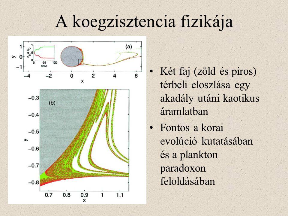 A koegzisztencia fizikája