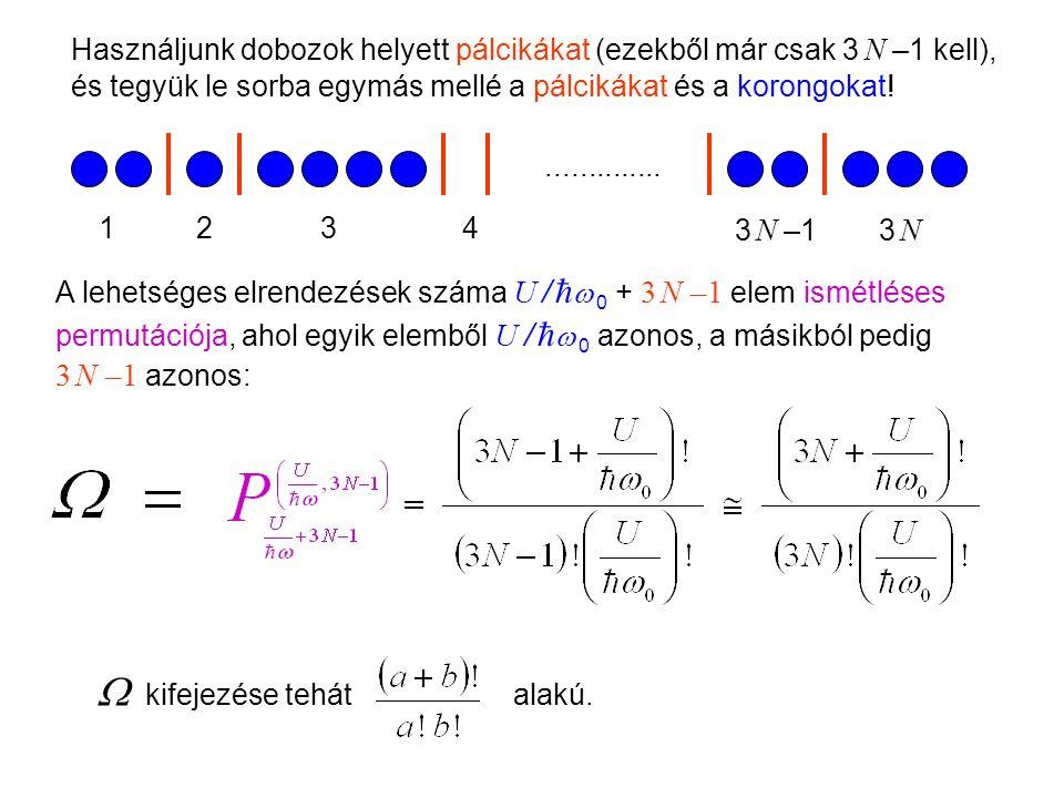 Einstein kristálymodell 3