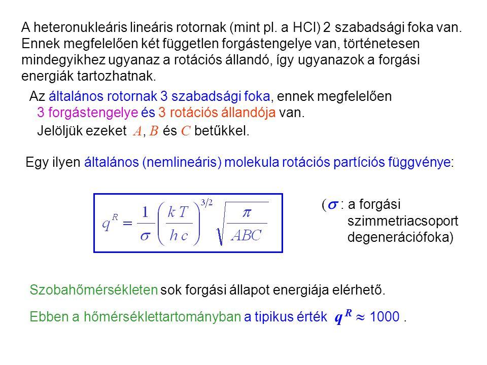 Rotációs partíciós függvény 3