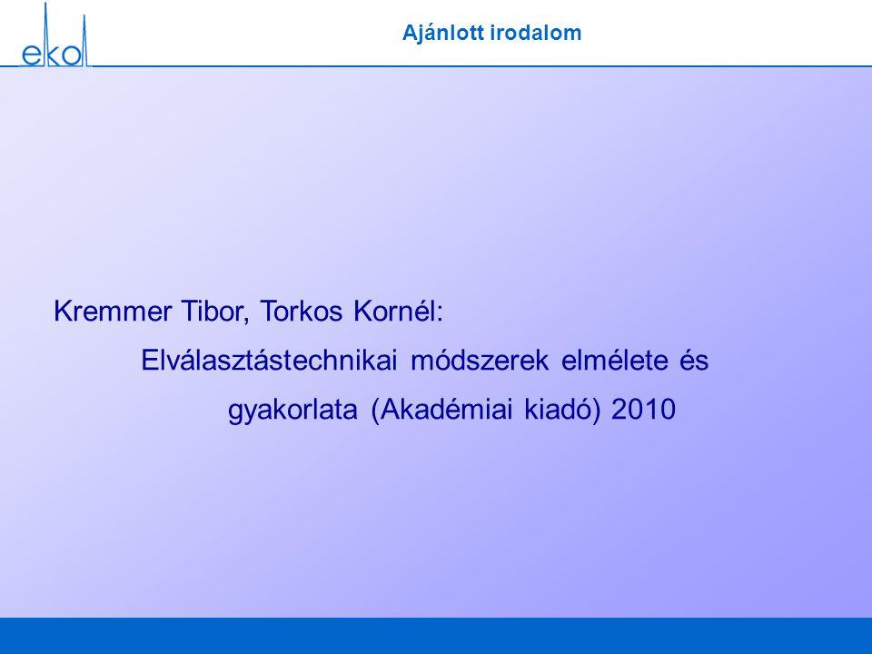 Kremmer Tibor, Torkos Kornél: