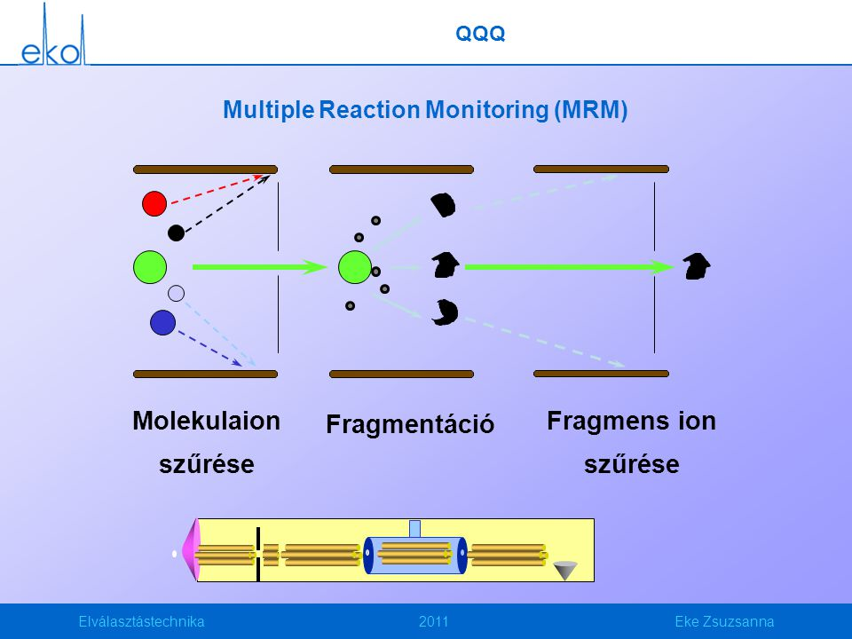 Multiple Reaction Monitoring (MRM)