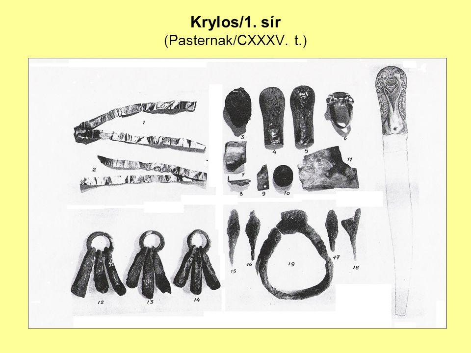 Krylos/1. sír (Pasternak/CXXXV. t.)