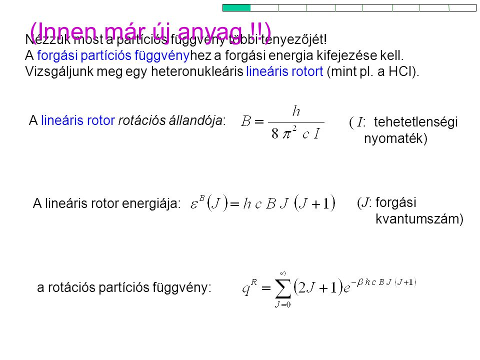 Rotációs partíciós függvény