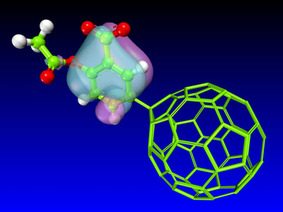Buckyaspirin - an aspirin molecule attached to a Buckyball